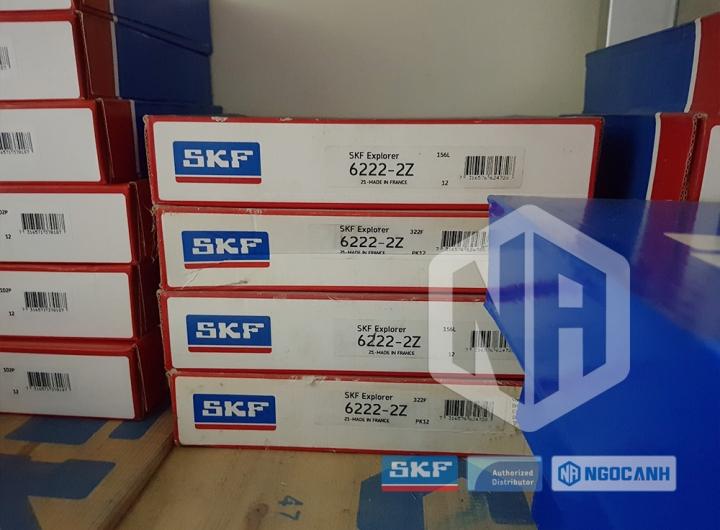Vòng bi SKF 6222-2Z/C3 chính hãng