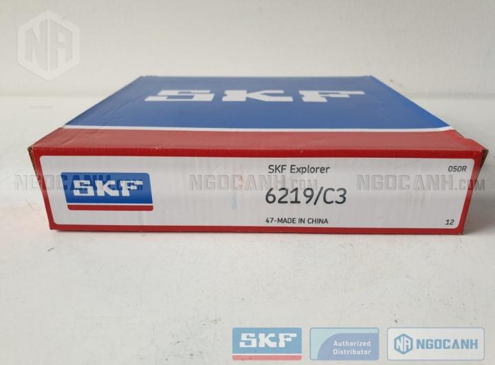 Vòng bi SKF 6219/C3