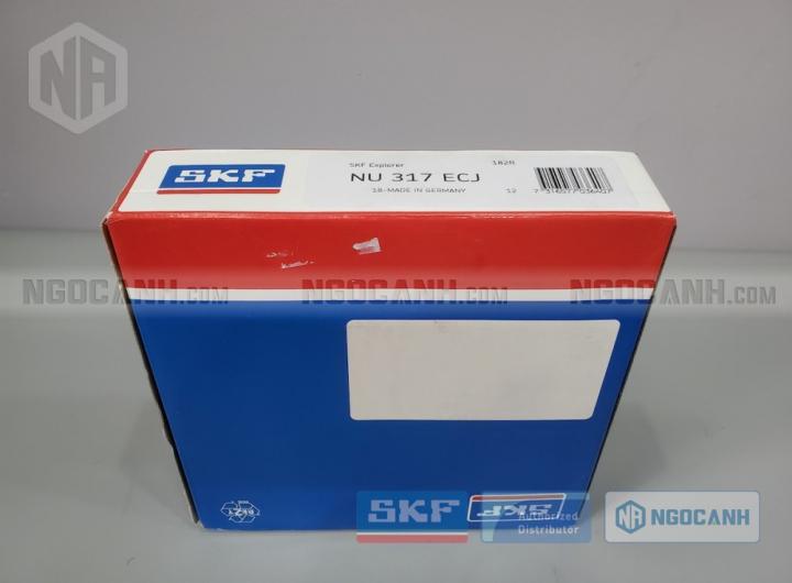 Vòng bi SKF NU 317 ECJ chính hãng