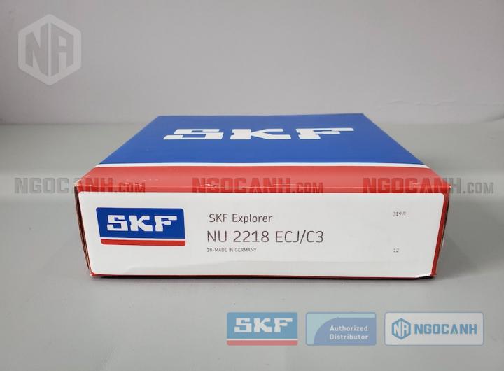Vòng bi SKF NU 2218 ECJ/C3 chính hãng
