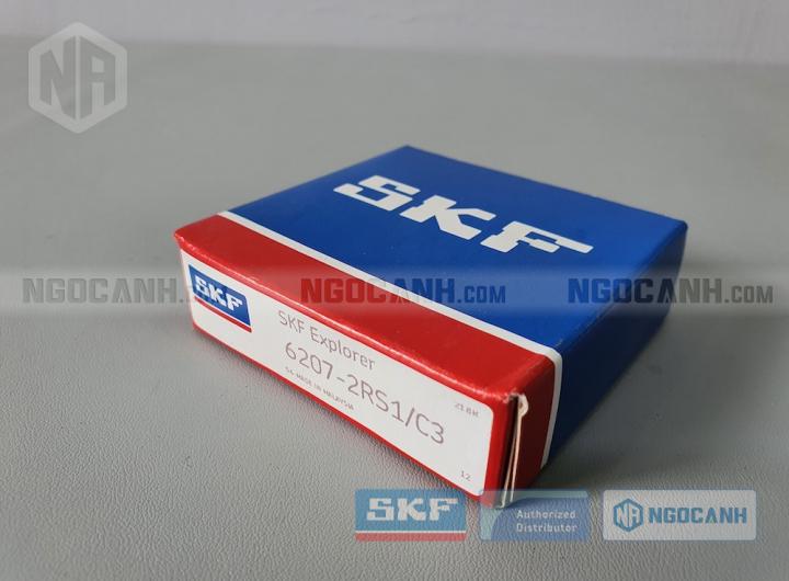 Vòng bi SKF 6207-2RS1/C3 chính hãng