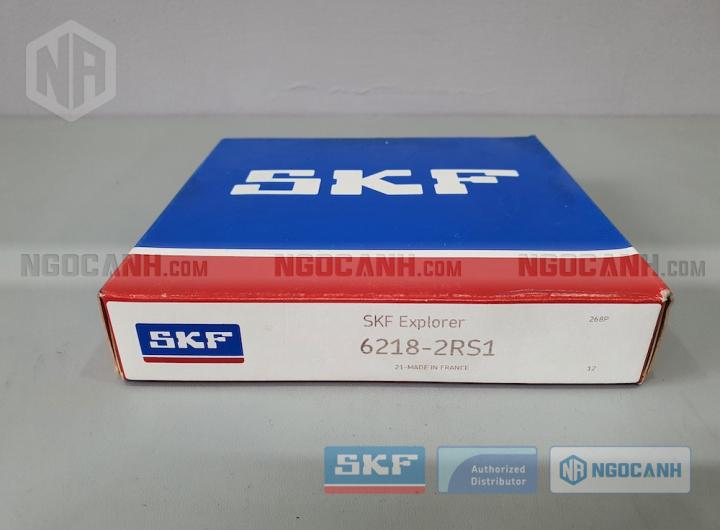 Vòng bi SKF 6218-2RS1 chính hãng