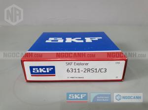 Vòng bi SKF 6311-2RS1/C3